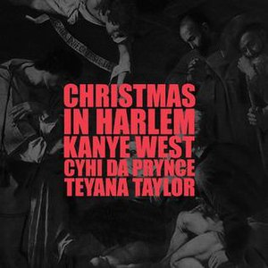 Christmas in Harlem - Image: Kanye West Christmas in Harlem