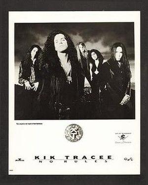 Kik Tracee - Kik Tracee, 1991.