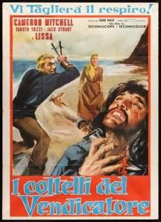 <i>Knives of the Avenger</i> 1966 film by Mario Bava