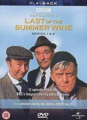 Last of the Summer Wine (series 2)