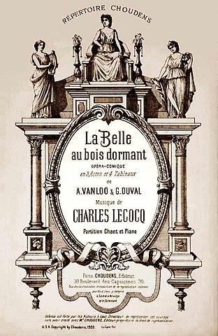 Filela Belle Au Bois Dormant Vocal Scorejpg Wikipedia