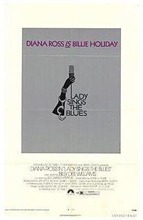 <i>Lady Sings the Blues</i> (film) 1972 film by Sidney J. Furie
