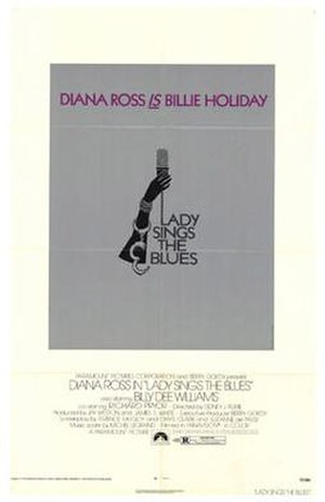 Lady Sings the Blues (film) - Image: Lady sings the blues