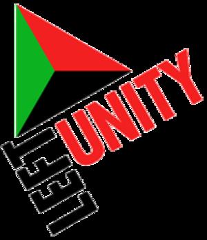 Left Unity (UK) - Image: Left Unity logo