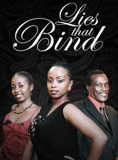 <i>Lies that Bind</i> television series