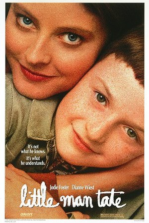 Little Man Tate - Theatrical release poster