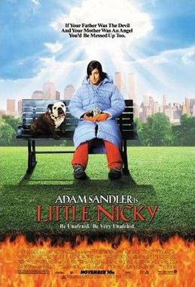 Picture of a movie: Little Nicky