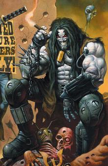 Lobo Dc Comics Wikipedia
