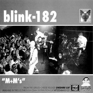 M+M's - Image: M+M's Blink 182