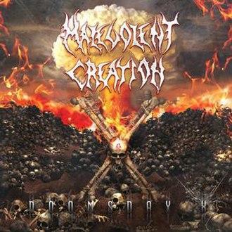 Doomsday X - Image: MC Doomsday X