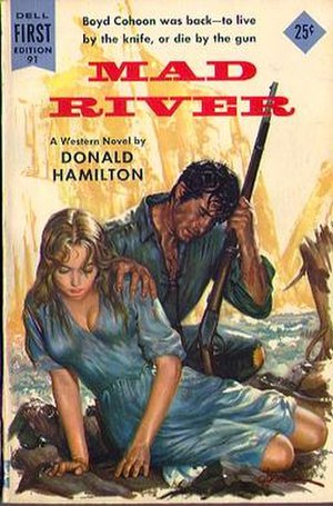 Mad River (novel) - Paperback original