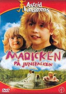 <i>Madicken på Junibacken</i> 1980 film by Göran Graffman