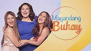 Magandang Buhay - Image: Magandang Buhay titlecard