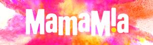 Mamamia (website) - Image: Mamamia logo