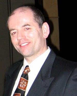 Mark Haigh-Hutchinson - Mark Haigh-Hutchinson