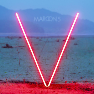 V (Maroon 5 album) - Image: Maroon 5 V (Official Album Cover)