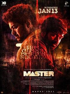 <i>Master</i> (2021 film) Indian Tamil-language film by Lokesh Kanagaraj
