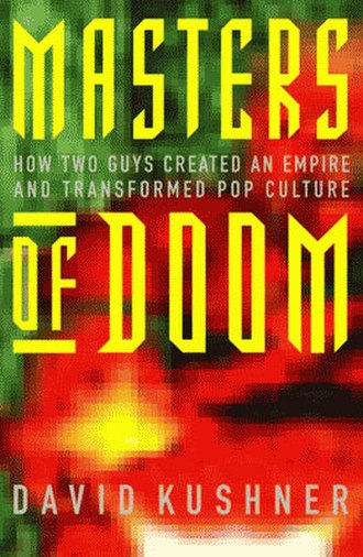 Masters of Doom - Image: Masters of doom Book cover