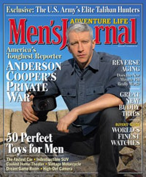Men's Journal - Image: Mens Journal 1