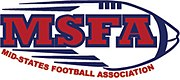 Mid-States Football Association logo