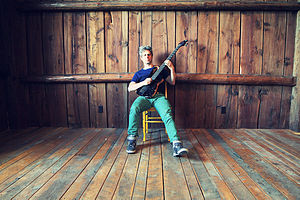 Mike Gordon - Image: Mike Gordon Barn Promo