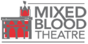 Mixed Blood Theatre Company - Image: Mixed blood logo
