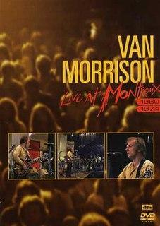 <i>Live at Montreux 1980/1974</i> 2006 video by Van Morrison