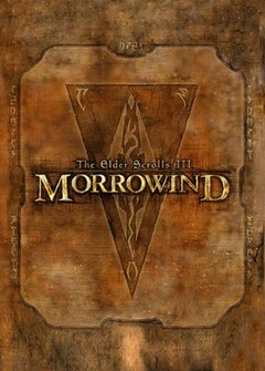 <i>The Elder Scrolls III: Morrowind</i> open world fantasy action role-playing video game