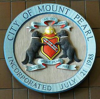 Mount Pearl - Image: Mountpearl