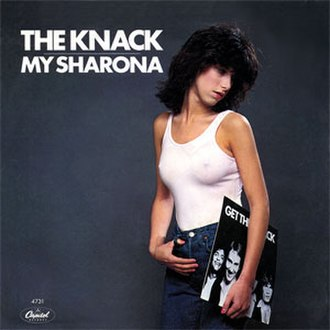 My Sharona - Image: My Sharona Cover