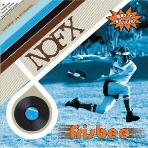 Coaster (album) - Image: NOFX Frisbee cover