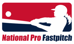 2012 National Pro Fastpitch season - Image: National Pro Fastpitch (logo)