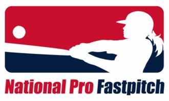 2007 National Pro Fastpitch season - Image: National Pro Fastpitch (logo)