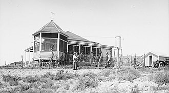 Rich County, Utah - Rich County farm, Neponset, 1912