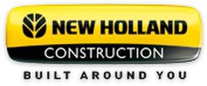New Holland Construction - Image: New Holland Construction Logo