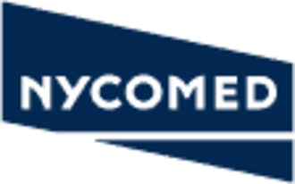 Nycomed - Image: Nycomed logo