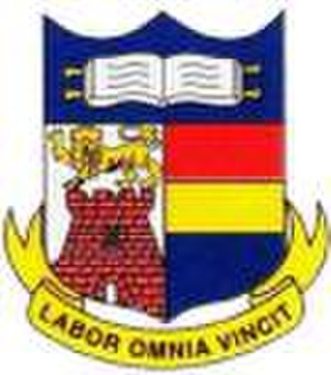 Outram Secondary School - Image: Outram school badge