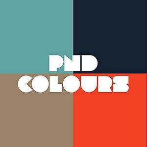 Colours (EP) - Image: PND Colours