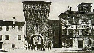 Bormioli Rocco - Parma, Bormioli Rocco headquarters (1954)