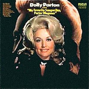 My Favorite Songwriter, Porter Wagoner - Image: Partonsingswagoner