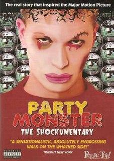 <i>Party Monster: The Shockumentary</i> 1998 film
