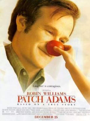 Patch Adams (film) - Theatrical release poster