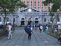 Pic geo photos - ph=mm=manila=intramuros=palacio del gobernador - front entrance facade -philippines--2015-0403--ls-.jpg