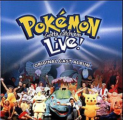 Pokémon Live! Original Cast Recording cover.jpg