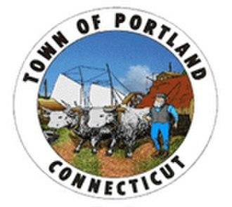 Portland, Connecticut - Image: Portland C Tseal
