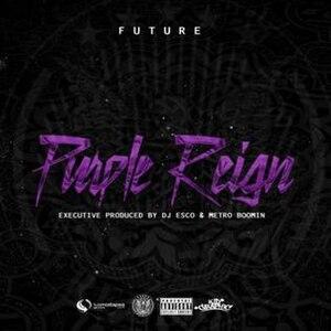 Purple Reign - Image: Purple Reign cover