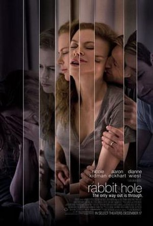 Rabbit Hole (film) - Theatrical release poster
