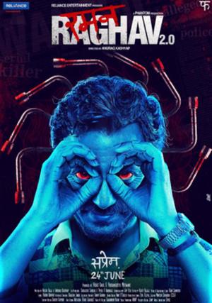 Raman Raghav 2.0 - Theatrical release poster