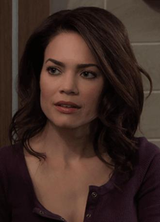 Elizabeth Webber - Rebecca Herbst as Elizabeth Webber