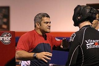 Ricardo Liborio Brazilian martial artist